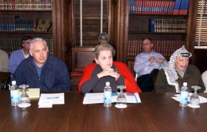 Houghton_house_Netanyahu_Albright_Arafat
