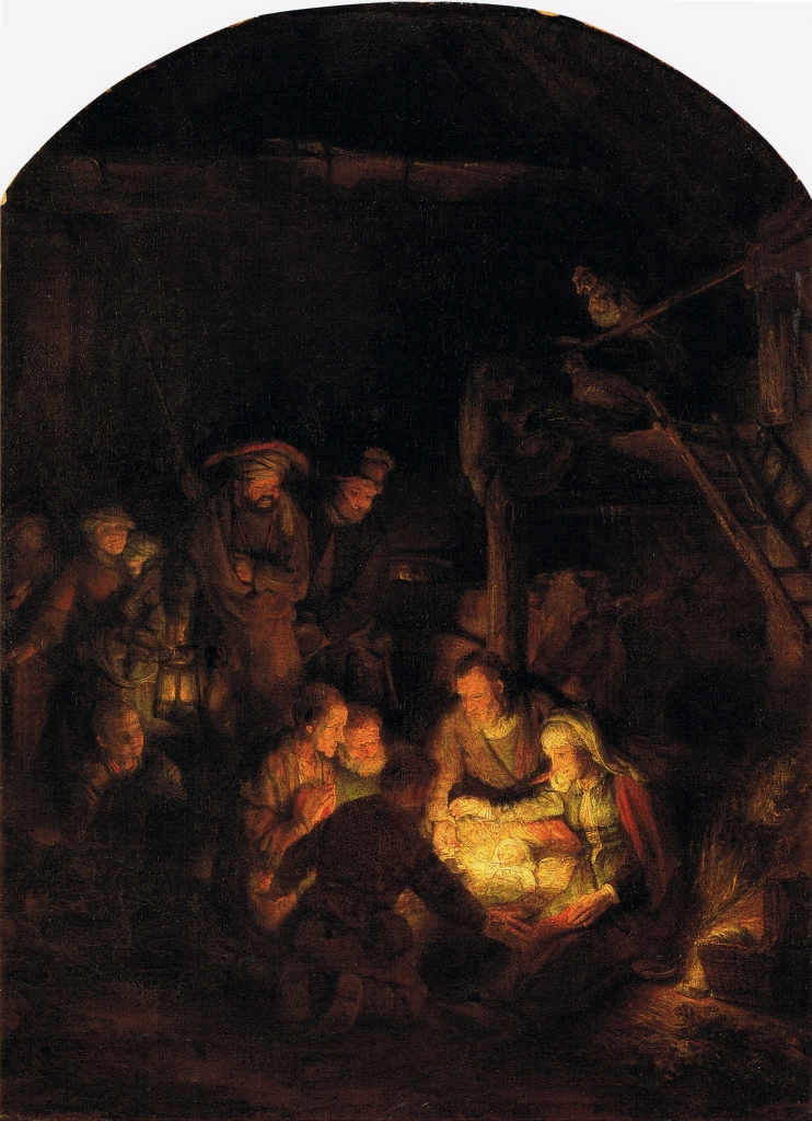 adoration-of-the-shepherds-1646-rembrandt
